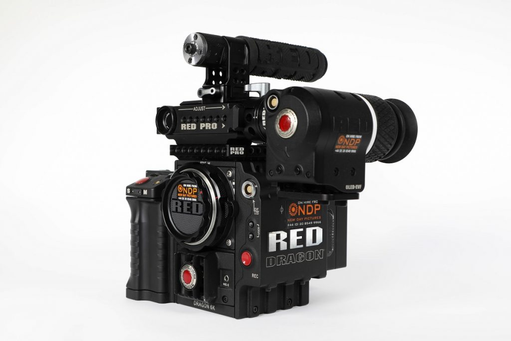 New Day Pictures RED on The Camera Map